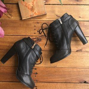 Banana Republic Stevi Black Ankle Boot (8.5)